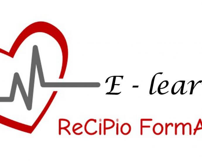 Logo E-LEARNING ReCiPio FormAzione